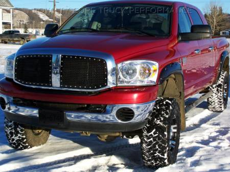 Royalty Core - Dodge Ram 2500/3500/4500 2006-2009 RC1 Classic Grille 2 Piece - Image 4