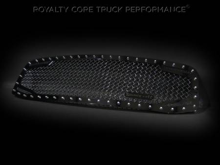 Royalty Core - Dodge Ram 2500/3500/4500 2006-2009 RC2 Twin Mesh Grille - Image 3