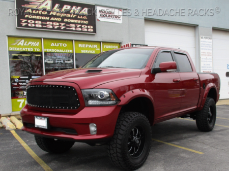 Royalty Core - Dodge Ram 2500/3500/4500 2010-2012 RC1 Classic Grille - Image 2