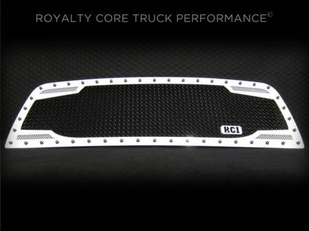 Royalty Core - Dodge Ram 2500/3500 2010-2012 RC2 Main Grille Twin Mesh with Factory Color Match - Image 3