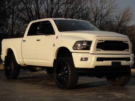 Royalty Core - Dodge Ram 2500/3500 2010-2012 RC2 Main Grille Twin Mesh with Factory Color Match - Image 4