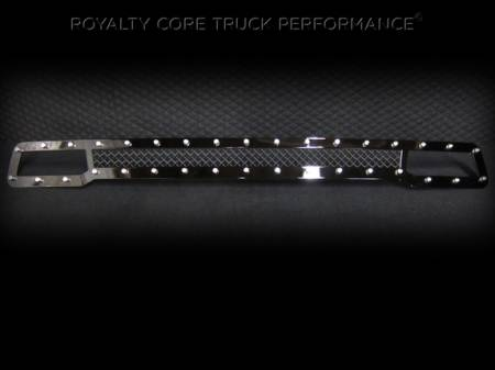 Royalty Core - Dodge Ram 2500/3500 2010-2012 RC2 Main Grille Twin Mesh & Bumper Grille Package - Image 4
