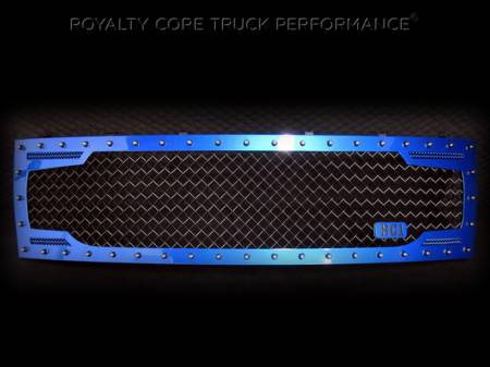 Royalty Core - Ford Raptor 2009-2015 RC2 Full Grille Replacement with Factory Color Match - Image 2