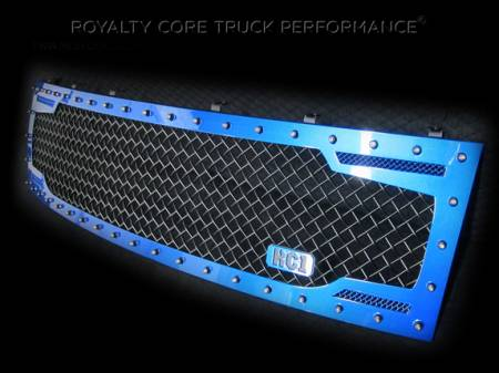Royalty Core - Ford Raptor 2009-2015 RC2 Full Grille Replacement with Factory Color Match - Image 3