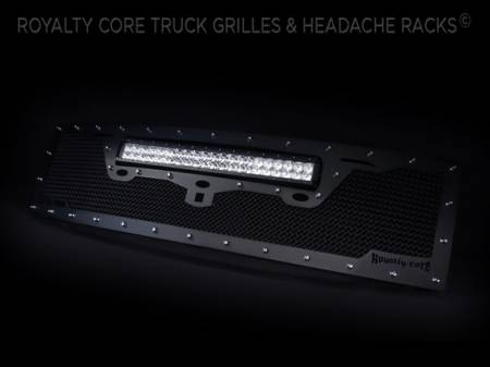 Royalty Core - Ford Raptor 2009-2015 RCRX LED Race Line Grille-Top Mount LED - Image 2