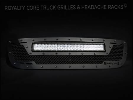 Grilles - RCRXT - Royalty Core - Ford F-150 1997-2003 RCRX LED Race Line Grille-Top Mounted LED
