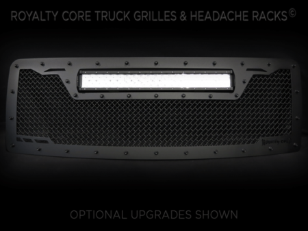 Grilles - RCRXT - Royalty Core - Ford F-150 2009-2012 RCRX LED Race Line Grille-Top Mounted LED