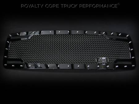 F-150 - 2009-2012 - Royalty Core - Ford F-150 2009-2012 RC2 Twin Mesh Grille