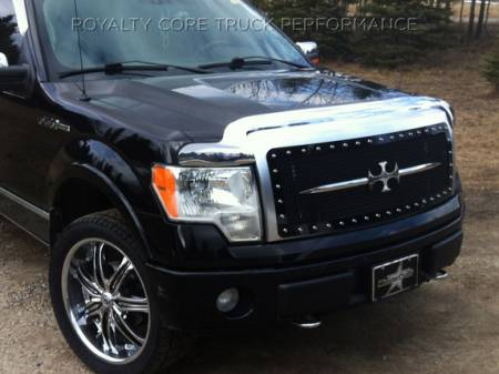 F-150 - 2009-2012 - Royalty Core - Ford F-150 2009-2012 RC1 Main Grille with Chrome Sword Assembly