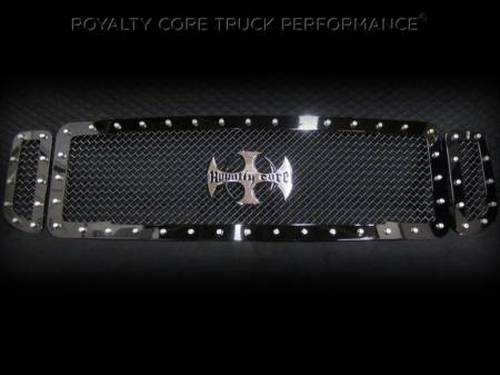 Royalty Core - Ford Super Duty 1999-2004 RC1 Main Grille with Center Emblem