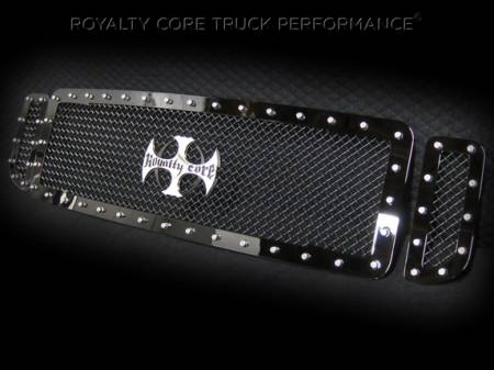 Royalty Core - Ford Super Duty 1999-2004 RC1 Main Grille with Center Emblem - Image 2
