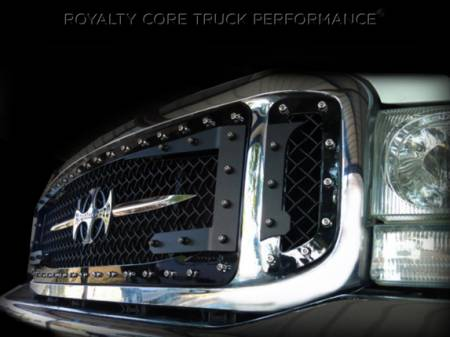 Excursion - 1999-2004 - Royalty Core - Ford SuperDuty 1999-2004 RC3DX Innovative Grille