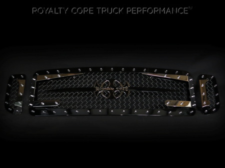 Royalty Core - Ford Super Duty 1999-2004 RC3DX Innovative Grille - Image 2