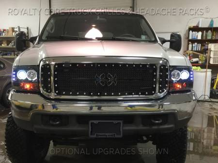 Royalty Core - Ford Super Duty 1999-2004 RC3DX Innovative Grille - Image 4