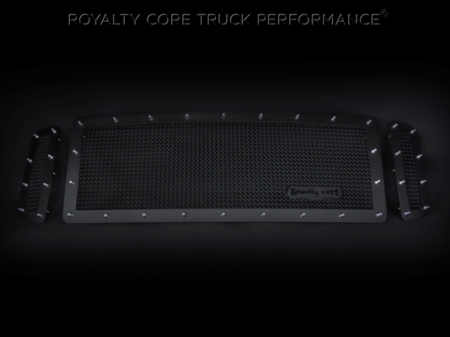 Royalty Core - Ford Super Duty 2005-2007 RCR Race Line Grille - Image 3