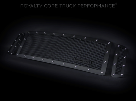 Royalty Core - Ford Super Duty 2005-2007 RCR Race Line Grille - Image 4