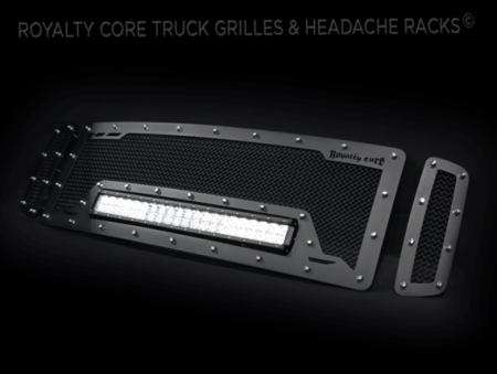 Royalty Core - Ford Super Duty 2005-2007 RCRX LED Race Line Grille - Image 2