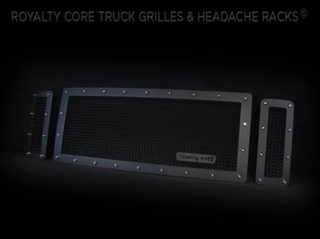 Excursion - 2008-2010 Excursion Grilles - Royalty Core - Ford Super Duty 2008-2010 RCR Race Line Grille