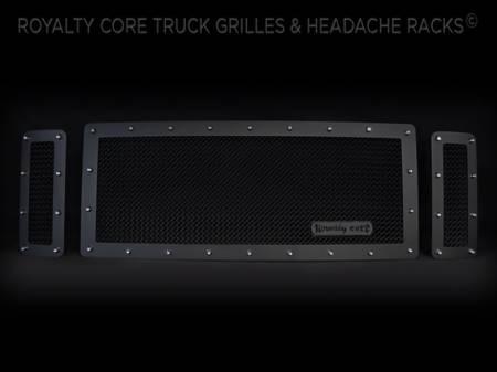 Royalty Core - Ford Super Duty 2008-2010 RCR Race Line Grille - Image 2