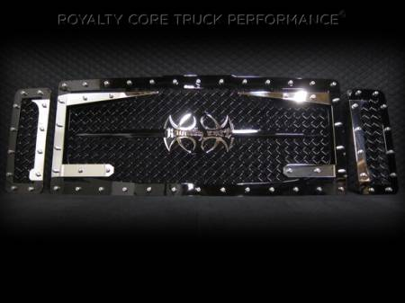 Royalty Core - Ford Super Duty 2008-2010 RC3DX Innovative Grille - Image 2