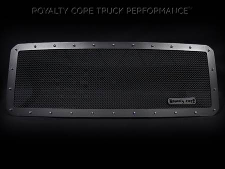 SuperDuty - 2011-2016 - Royalty Core - Ford SuperDuty 2011-2016 RCR Race Line Grille
