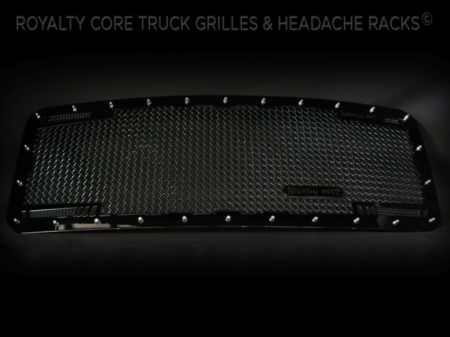 SuperDuty - 2011-2016 - Royalty Core - Ford SuperDuty 2011-2016 New Redesign RC2 Twin Mesh Grille