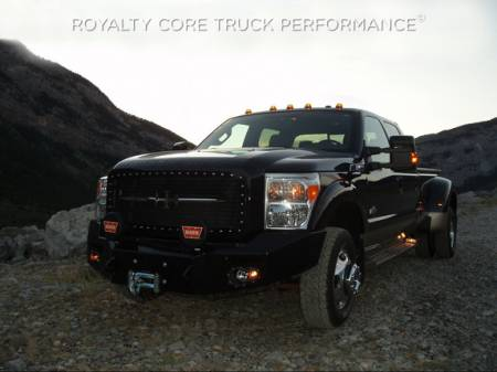 Royalty Core - Ford Super Duty 2011-2016 RC1 Main Grille with Sword Assembly - Image 2