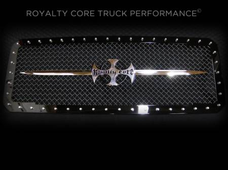 Royalty Core - Ford Super Duty 2011-2016 RC1 Main Grille with Sword Assembly - Image 3