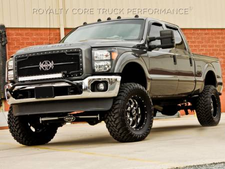 Royalty Core - Ford Super Duty 2011-2016 RC2 Main Grille with Sword Assembly - Image 2