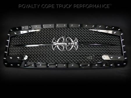 Royalty Core - Ford Super Duty 2011-2016 RC3DX Innovative Grille - Image 3