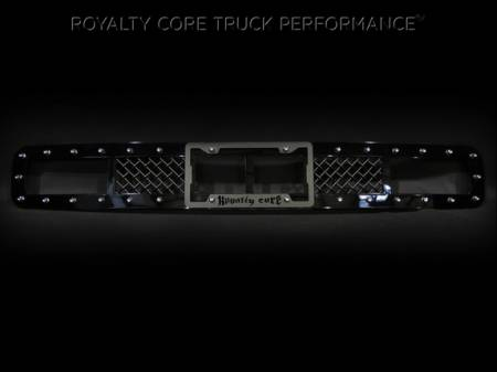 Royalty Core - Ford Super Duty 2011-2016 Bumper Grille with License Plate Housing - Image 2