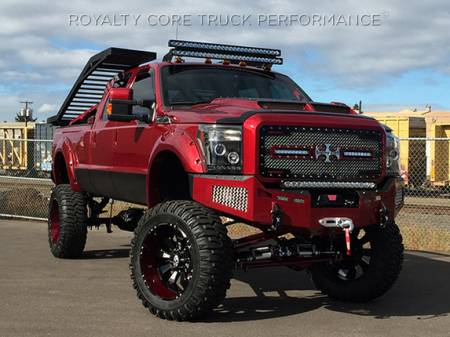 Royalty Core - Ford Super Duty 2011-2016 RC2X X-Treme Dual LED Grille - Image 2