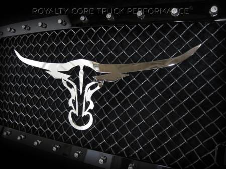 Emblems - Royalty Core - Longhorn Emblem