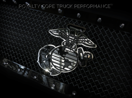 Emblems - Royalty Core - Marine Globe & Anchor