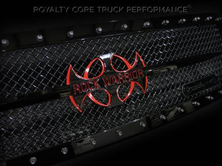 Emblems - Royalty Core - Royalty Core Sword Assembly Custom Lettering