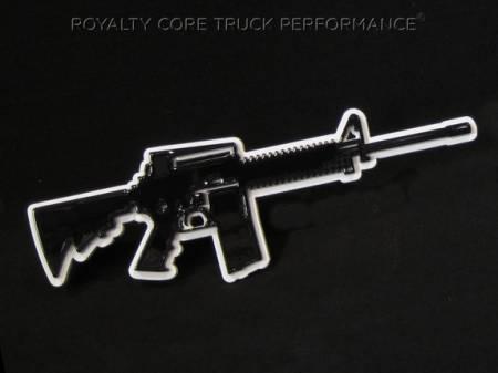 Emblems - Royalty Core - AR15 Assault