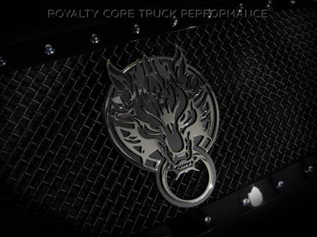 Emblems - Royalty Core - Wild Wolf