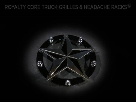 Emblems - Royalty Core - Texas Star With Royalty Core Iconic Studs