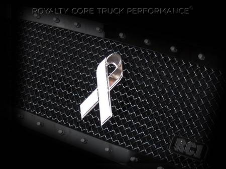 Emblems - Royalty Core - Cancer Awareness Ribbon