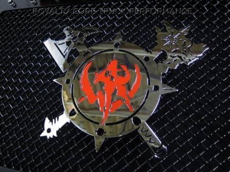 Emblems - Royalty Core - Battle Shield