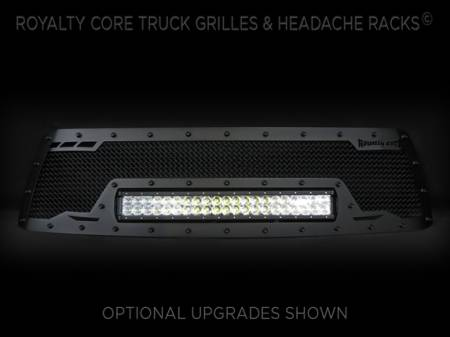 Grilles - RCRXB - Royalty Core - Toyota Sequoia 2008-2016 RCRX LED Race Line Grille