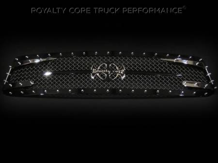 Sequoia - 2008-2016 - Royalty Core - Toyota Sequoia 2008-2016 RC3DX Innovative Grille