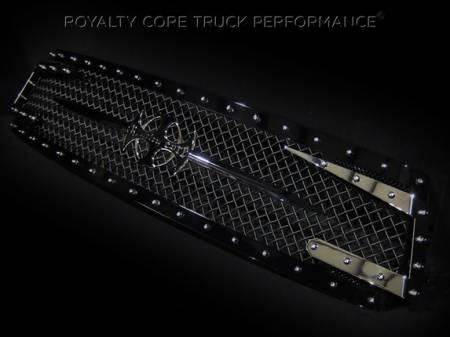 Royalty Core - Toyota Sequoia 2008-2016 RC3DX Innovative Grille - Image 2