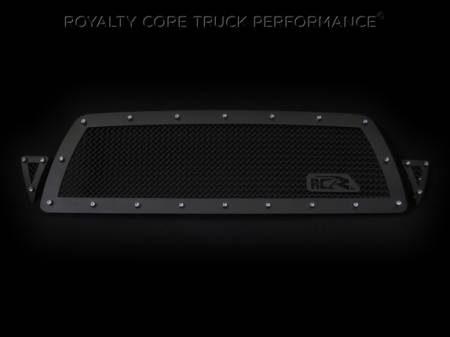 Tacoma - 2005-2011 Tacoma Grilles - Royalty Core - Toyota Tacoma 2005-2011 RCR Race Line Grille