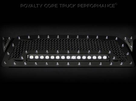 Grilles - RC1X - Royalty Core - Toyota Tacoma 2005-2011 RC1X Incredible Single Row LED Grille