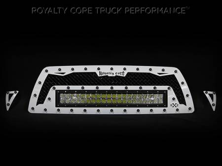 Grilles - RC1X - Royalty Core - Toyota Tacoma 2005-2010 RC1X Incredible Double Row LED Grille