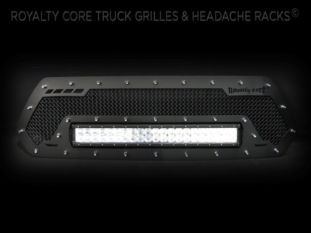 Grilles - RCRXB - Royalty Core - Toyota Tacoma 2012-2015 RCRX LED Race Line Grille