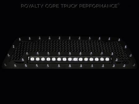 Tacoma - 2012-2015 - Royalty Core - Toyota Tacoma 2012-2015 RC1X Incredible Single Row LED Grille