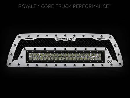 Tacoma - 2012-2015 - Royalty Core - Toyota Tacoma 2012-2015 RC1X Incredible Double Row LED Grille
