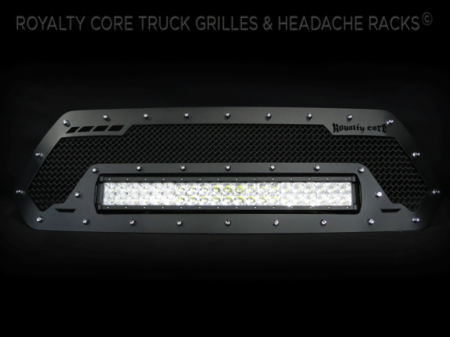 Grilles - RCRXB - Royalty Core - Toyota Tacoma 2016+ RCRX LED Race Line Grille